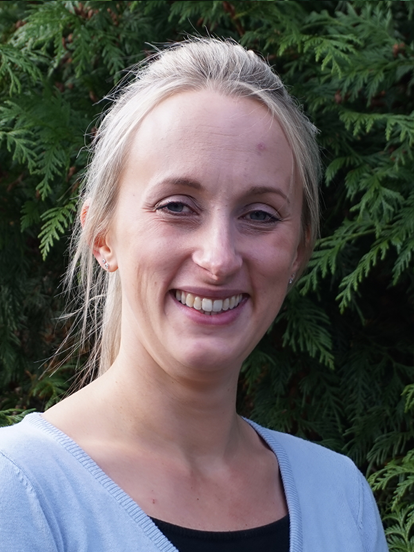 Becky French  - Head of Primary