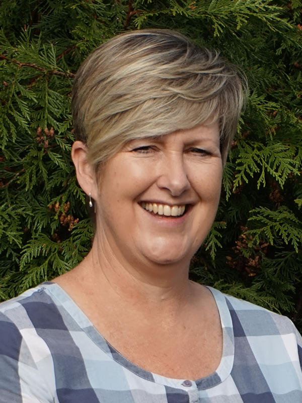 Annette Smith - Head of Secondary and Sixth Form