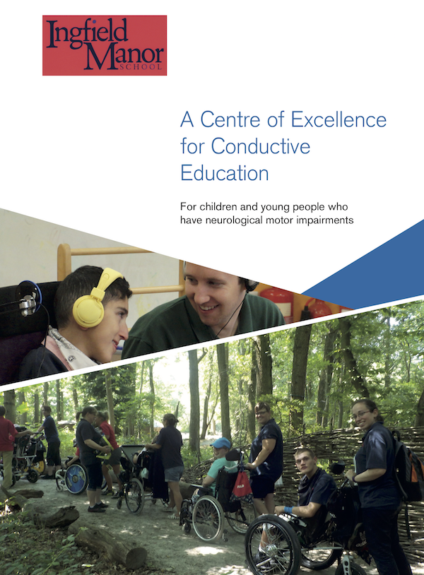 Ingfield Manor School  - A Centre of Excellent for Conductive Education PDF