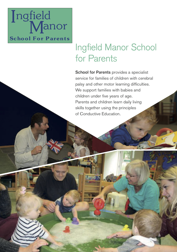 Ingfield Manor School for Parents