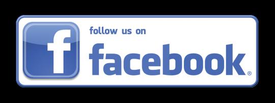 Follow us on Facebook Button Link
