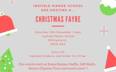 Christmas Fayre 16th November